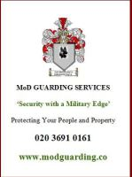 MoD Guarding Security with a Military Edge